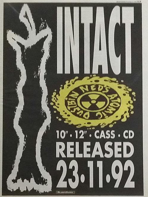 Ned's Atomic Dustbin ‎– Intact
