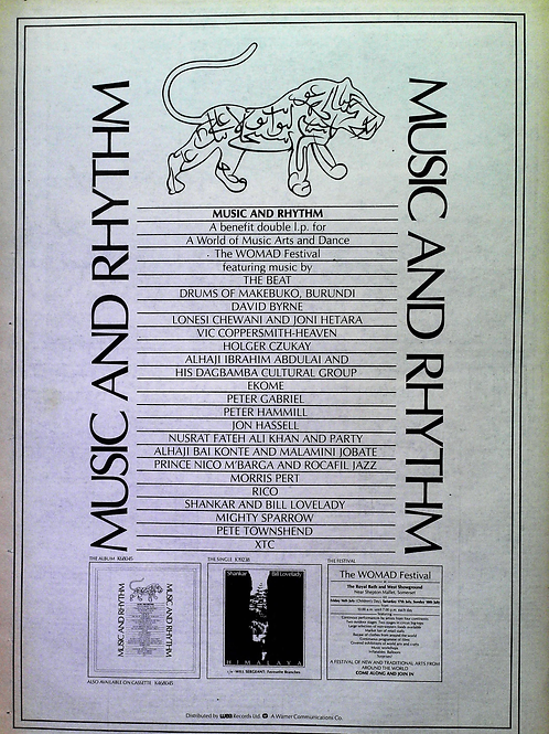 Various - Music And Rhythm