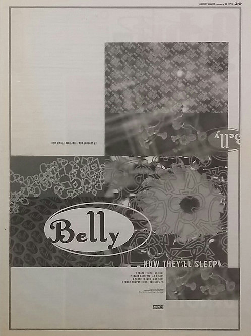 Belly – Now They'll Sleep