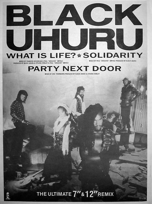 Black Uhuru – Party Next Door
