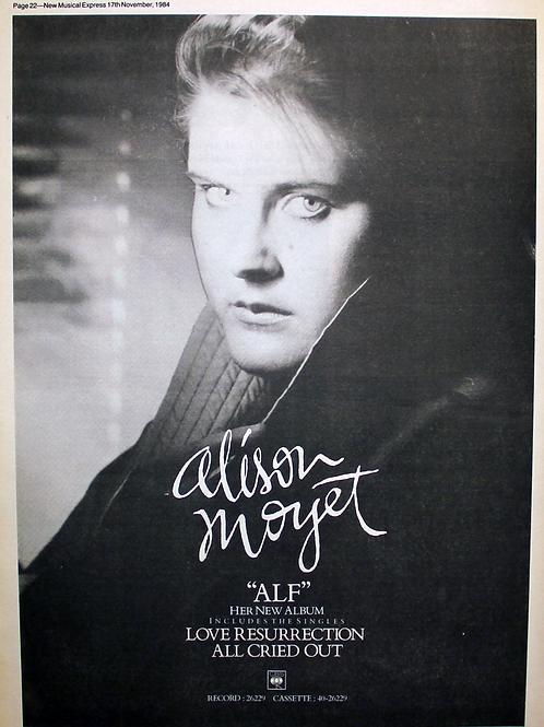 Alison Moyet – Alf