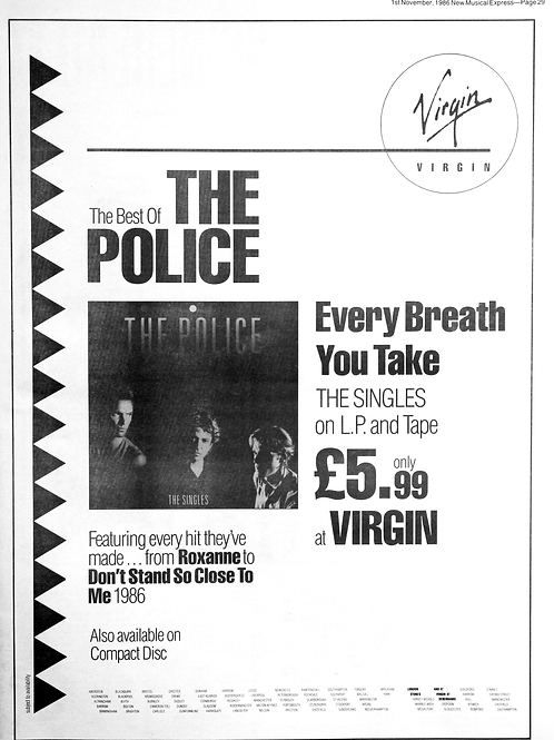 The Police _ The Best Of