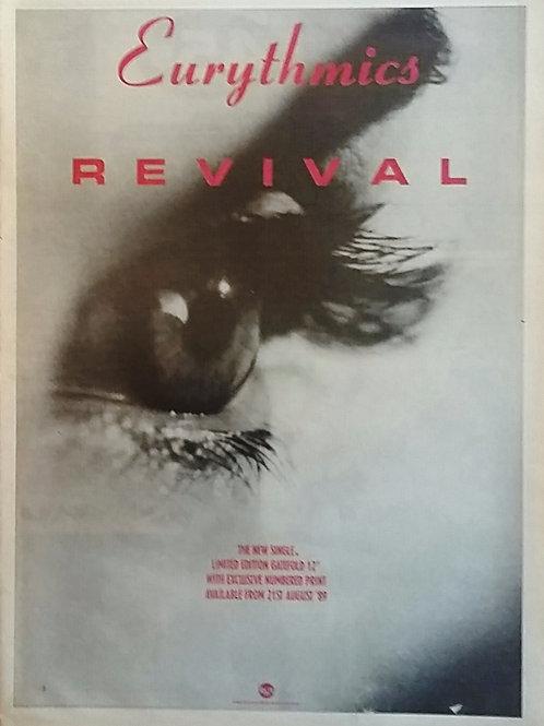 Eurythmics - Revival