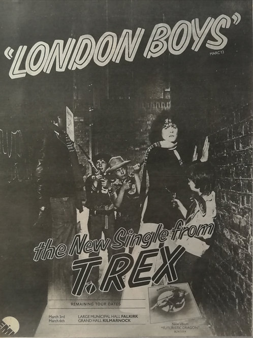 T-Rex - London Boys