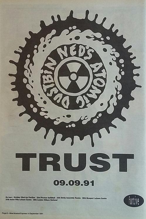 Ned's Atomic Dustbin - Trust