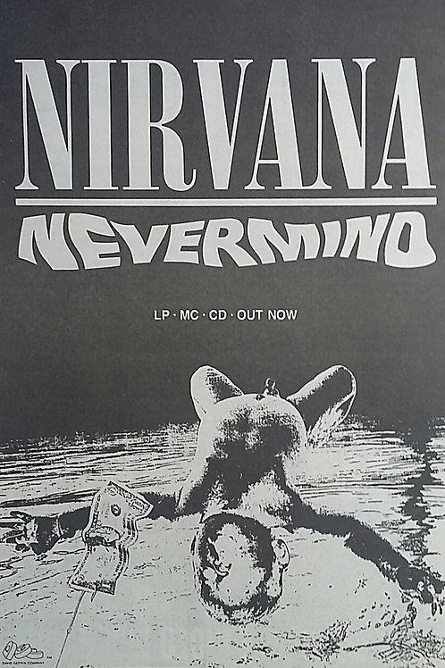 Nirvana - Nerver Mind