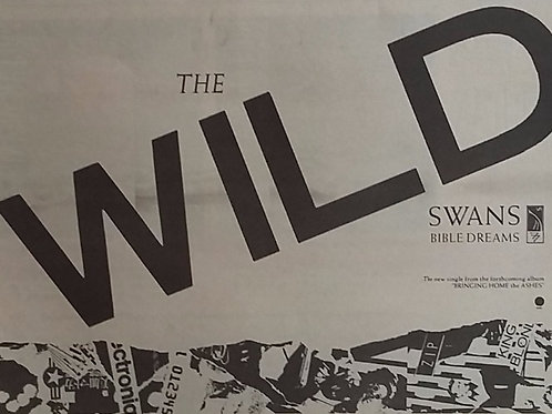 The Wild Swans ‎– Bible Dreams