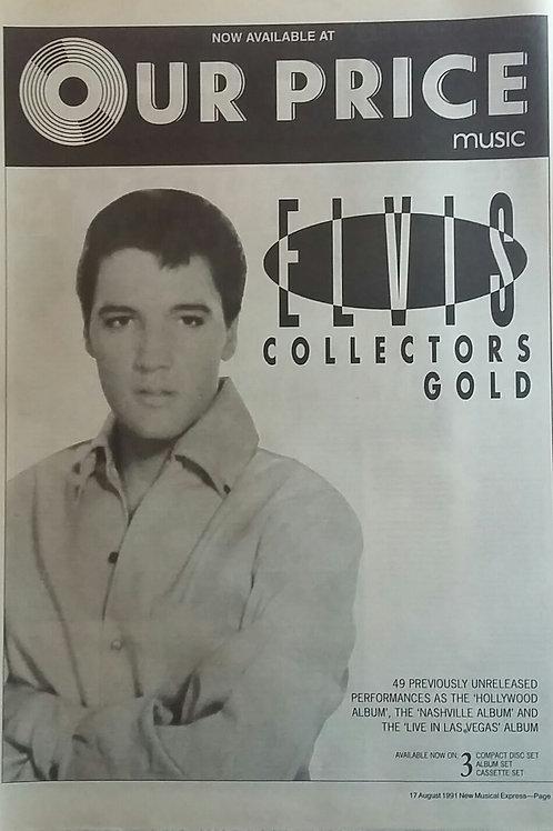 Elvis - Collectors Gold