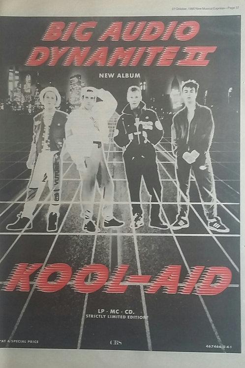 Big Audio Dinamite II - Kool-Aid