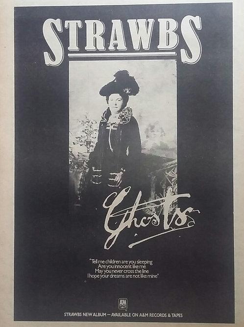 Strawbs – Ghosts