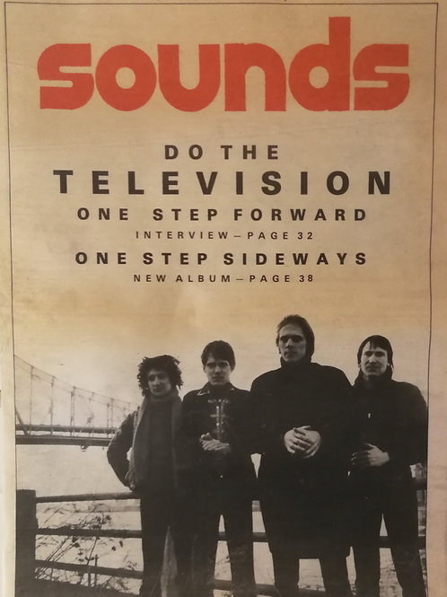 Sounds - Television
