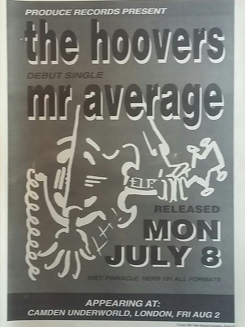 The Hoovers – Mr Average