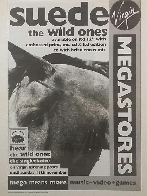 Suede - The Wild Ones