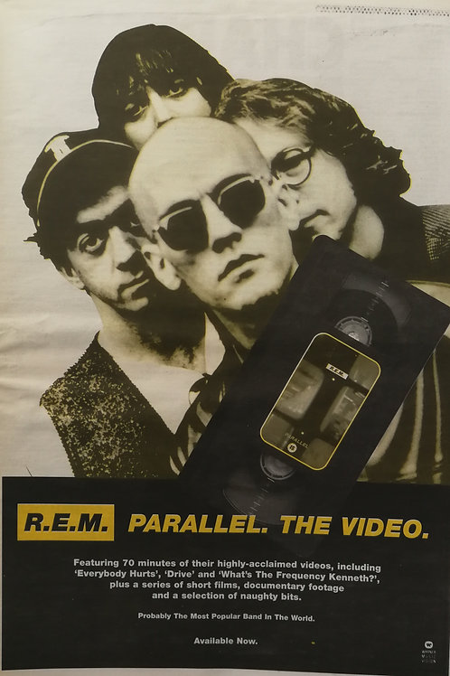 Rem - Parallel - The Video