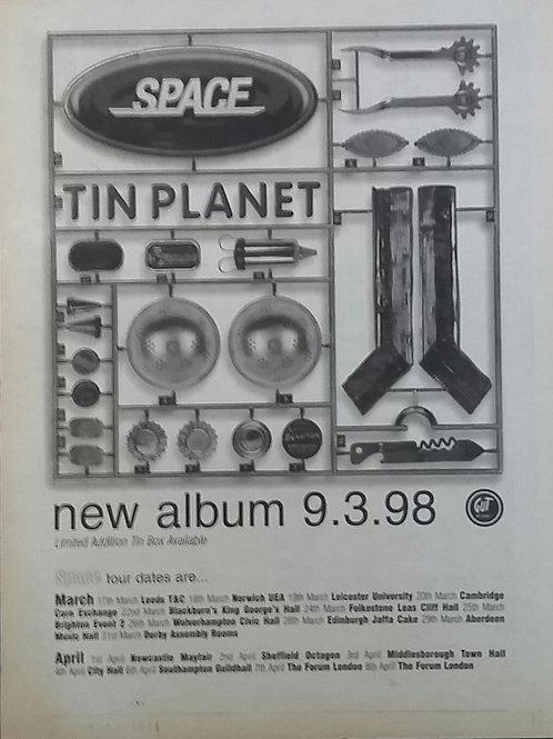 Space – Tin Planet