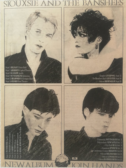 Siouxsie And The Banshees - Join Hands