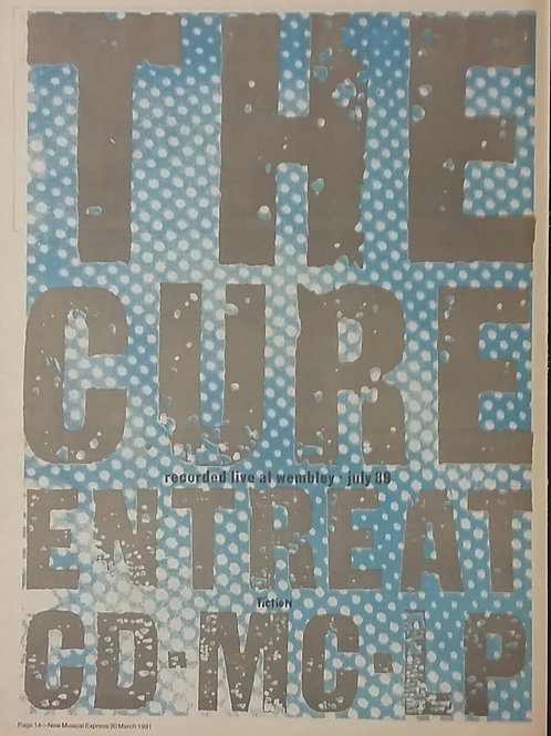 Cure - Entreat