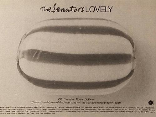 The Senators - Lovely