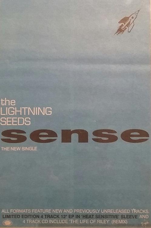 The Lightning Seeds – Sense