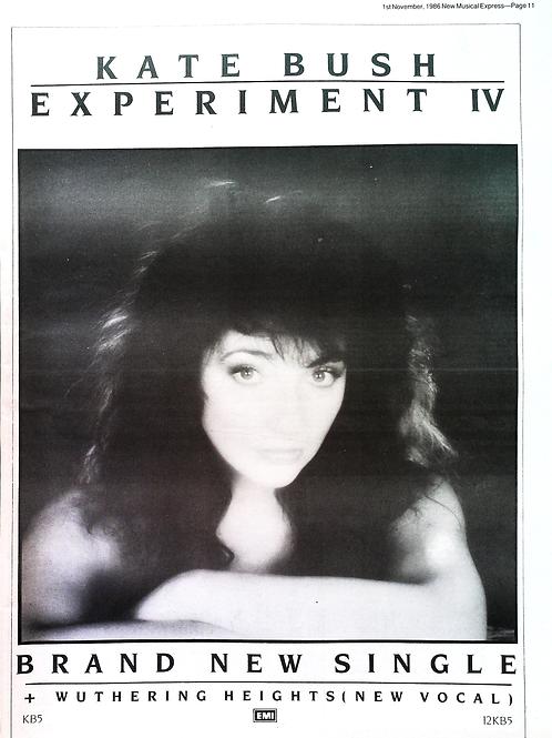 Kate Bush - Experiment IV