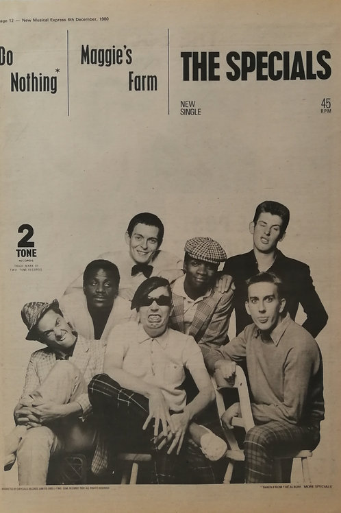 The Specials – Do Nothing