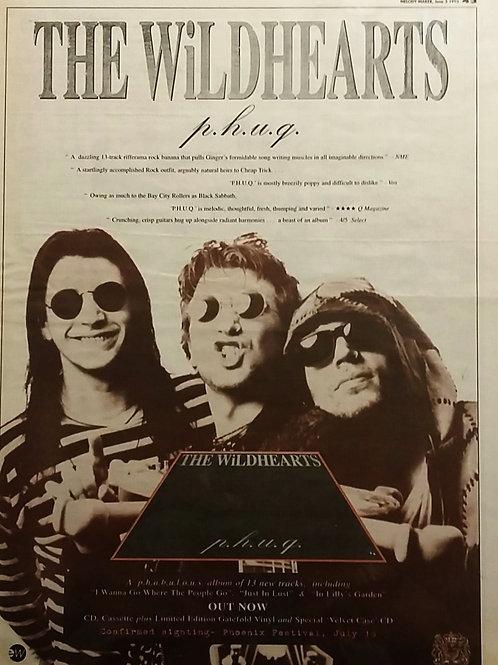 The Wildhearts – P.H.U.Q.