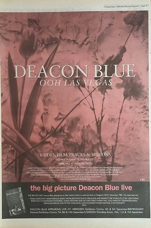 Deacon Blue - Ooh Las Vegas