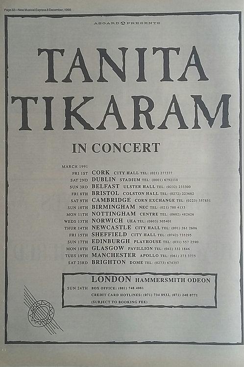 Tanita Tikaram - In Concert