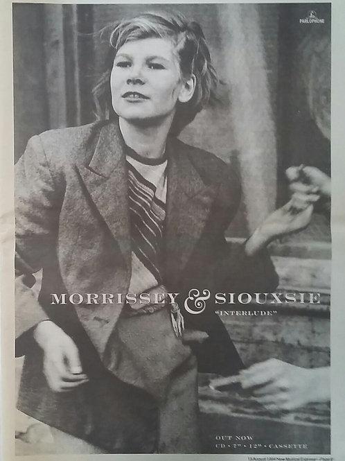 Morrissey & Siouxsie - Interlude