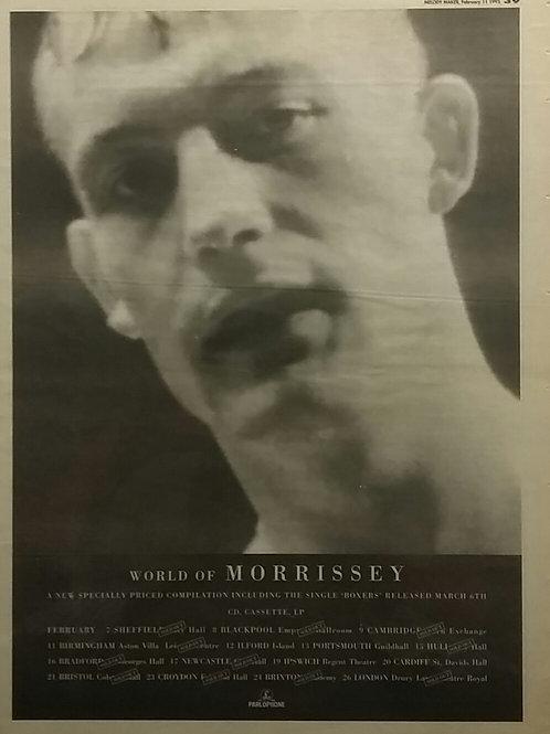 Morrisey - World Of Morrissey