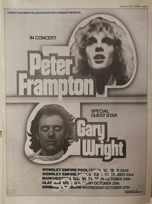 Peter Frampton - In Concert