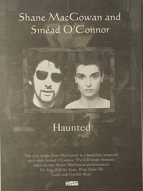 Shane Mac Gowan / Sinead O' Connor - Hauted