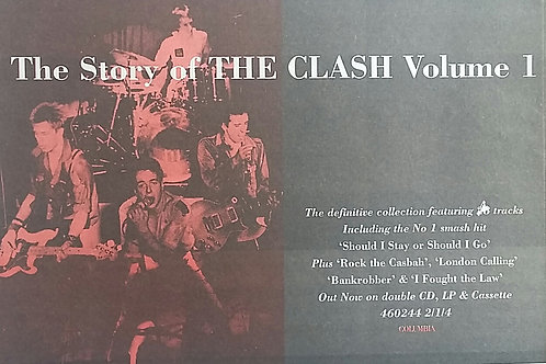The Clash - The Story Vol. 1