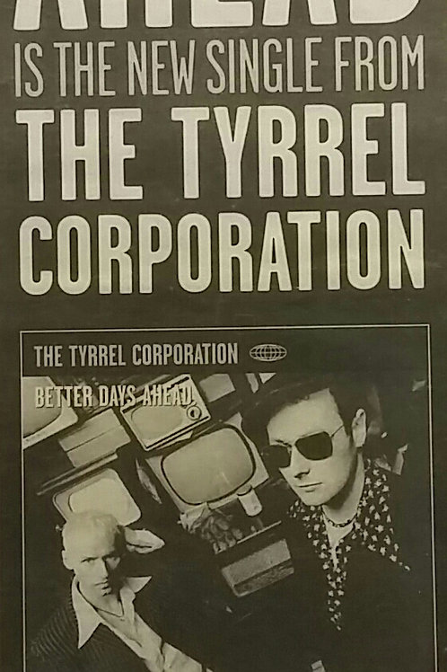 The Tyrrel Corporation - Better Days Ahead