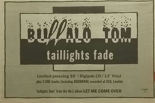 Buffalo Tom ‎– Taillights Fade