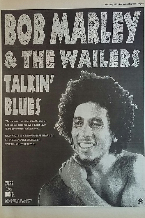 Bob Marley - Talkin' Blues