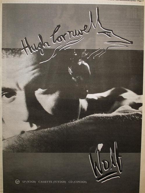 Hugh Cornwell – Wolf