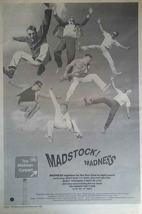 Madness – Madstock