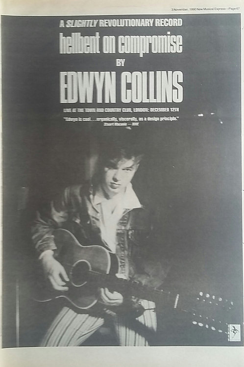 Edwyn Collins - Hellbent On Compromise