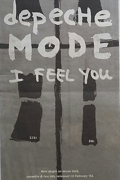 Depeche Mode - I Feel You