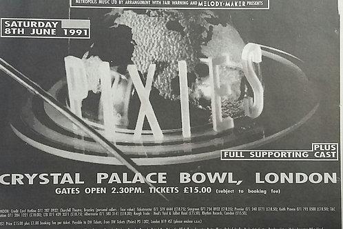 Pixies - Crystal Palace