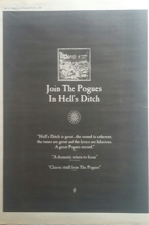 The Pogues - In Hell's Ditch