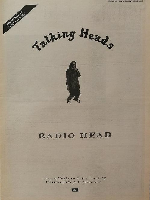 Talking Heads - Radio Head