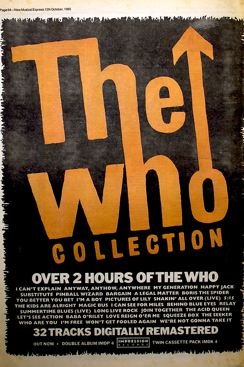 The Who - Collection
