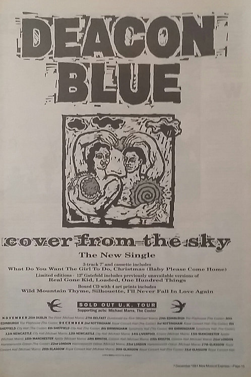 Deacon Blue - Cover From The Sky