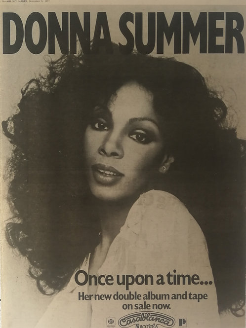 Donna Summer - Once Upon A Time