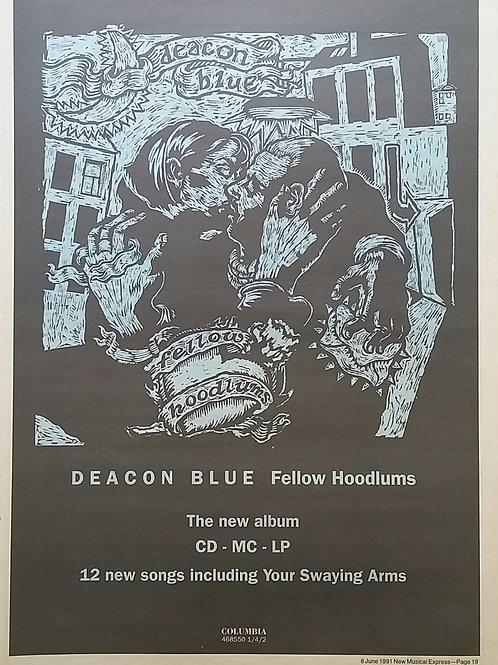 Deacon Blue - Fellow Hoodlums