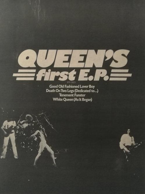 Queen - First E. P.