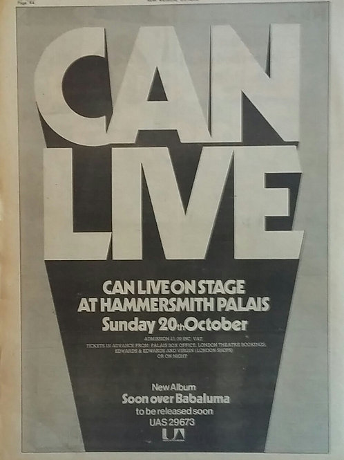 Can -Live