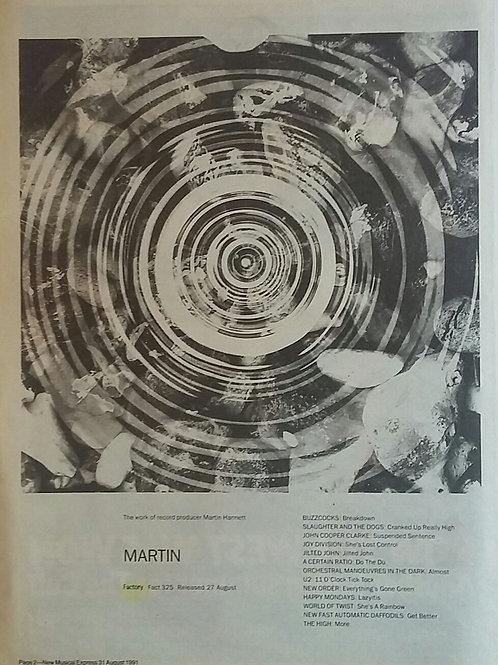 Martin Hannett - Martin